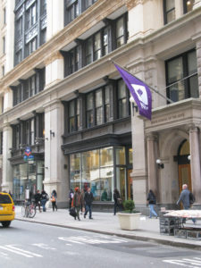 New York University's Tisch School of the Arts