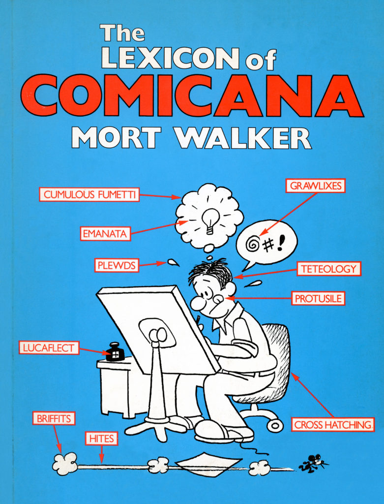 The semi-serious comic strip instructional manual.