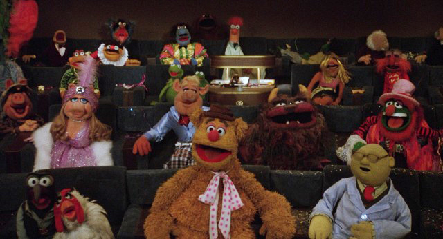 Muppet Movie Audience