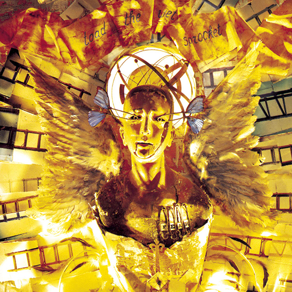 Fear Album Cover (1991) - Toad the Wet Sprocket